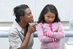 Is Negotiating with your child the right thing to do?